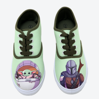 The Mandalorian Sneakers