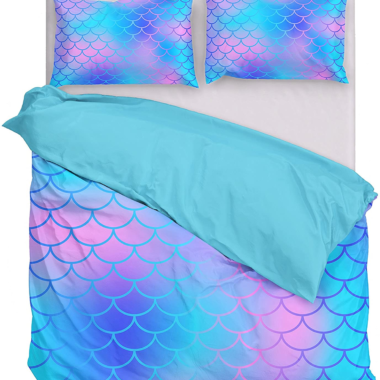 Mermaid Bedding Set