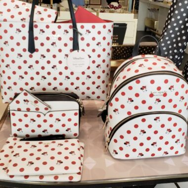 New Kate Spade Minnie Collection