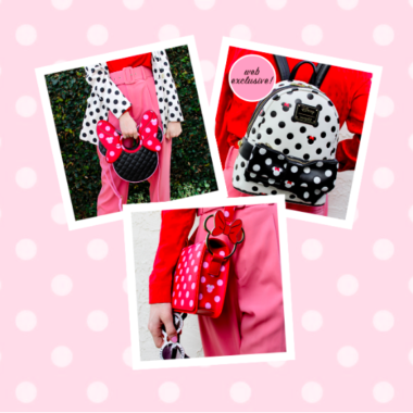 Polka Dot Loungefly Collection