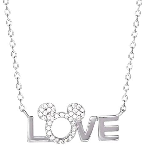 Mickey Icon Love Necklace