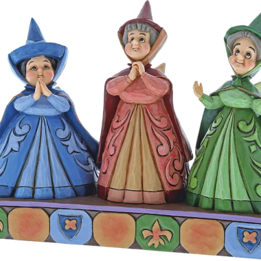Three Fairies Figurine