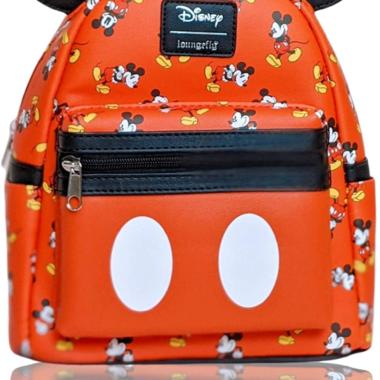 Mickey Loungefly Mini Backpack