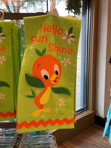 Disney Tea Towels and Aprons