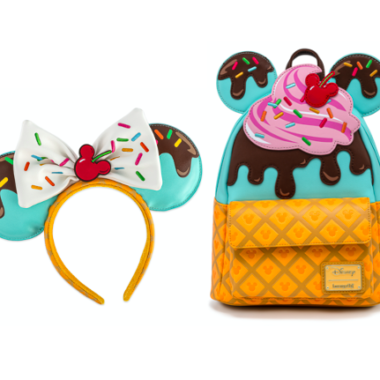 Disney Sweet Treats Loungefly Collection