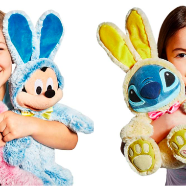 Disney Easter Plushies