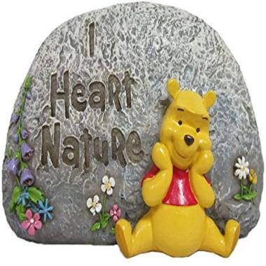 Winnie The Pooh Garden Stone