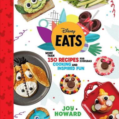 Disney Eats Recipe Book