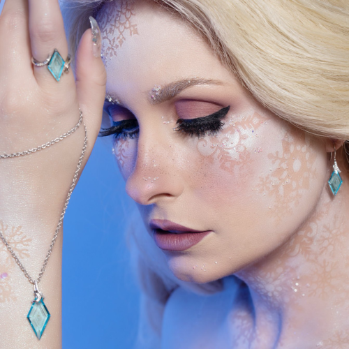 Ice Crystal Jewelry