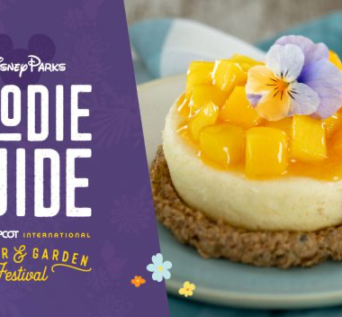 Flower & Garden Festival Foodie Guide