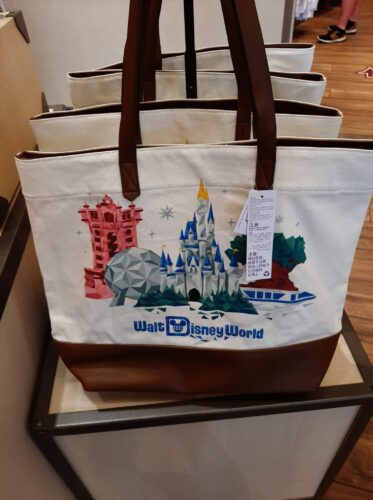 Walt Disney World Starbucks Tote