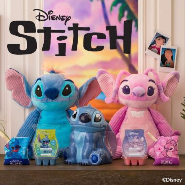 Stitch Scentsy Collection