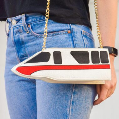 Disney Monorail Red crossbody