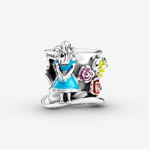 Alice in Wonderland Pandora Charms
