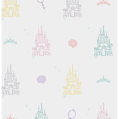 Disney Princesses Castle Wallpaper