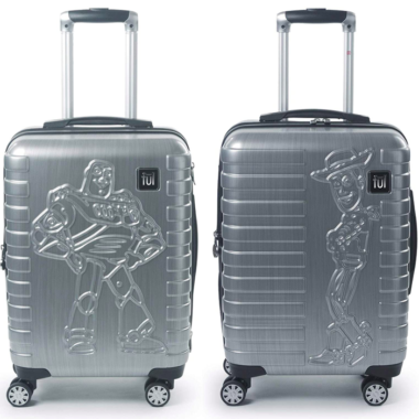 Buzz and Woody Suitcases