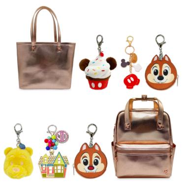 Flair Bags and Bag Charms