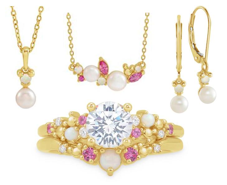 Disney Fairy Tale Wedding Jewelry