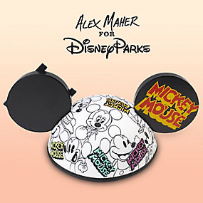 Alex Maher Mickey Designer Ear Hat