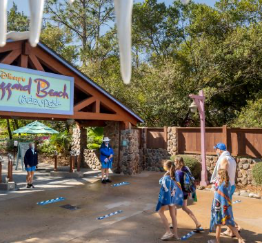 Blizzard Beach Now Open
