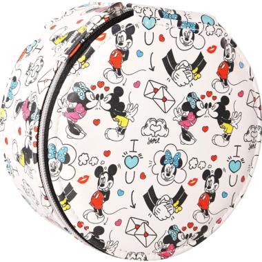 Mickey And Minnie Travel Jewelry Box