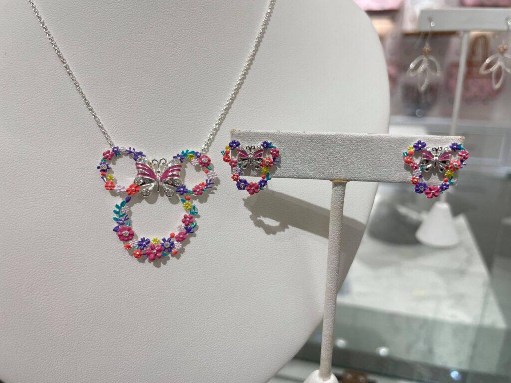 Rebecca Hook Floral Minnie Pieces