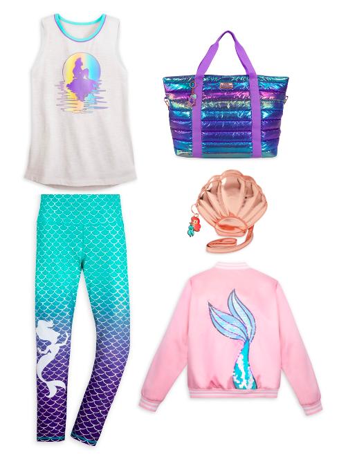 Ariel Pieces