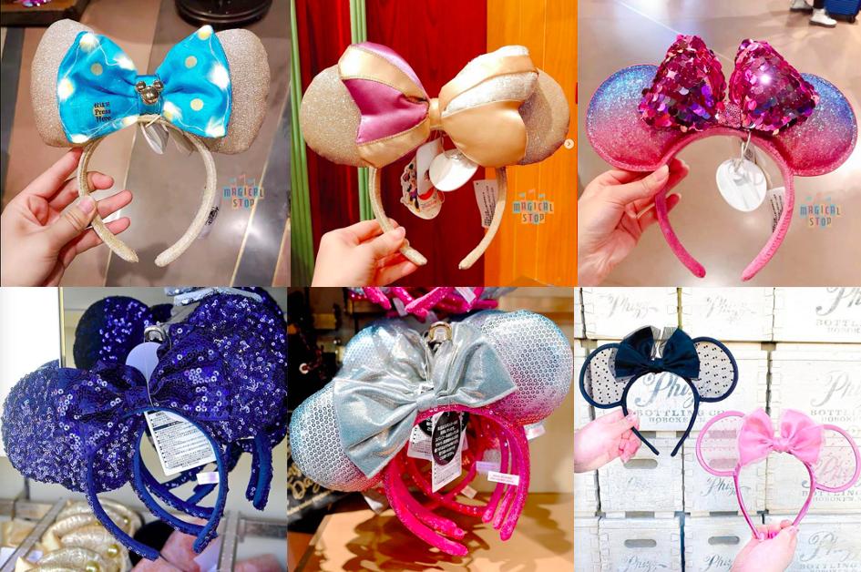 Magical New Minnie Ears