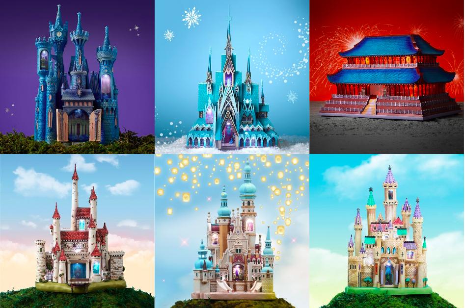 Disney Castle Collection