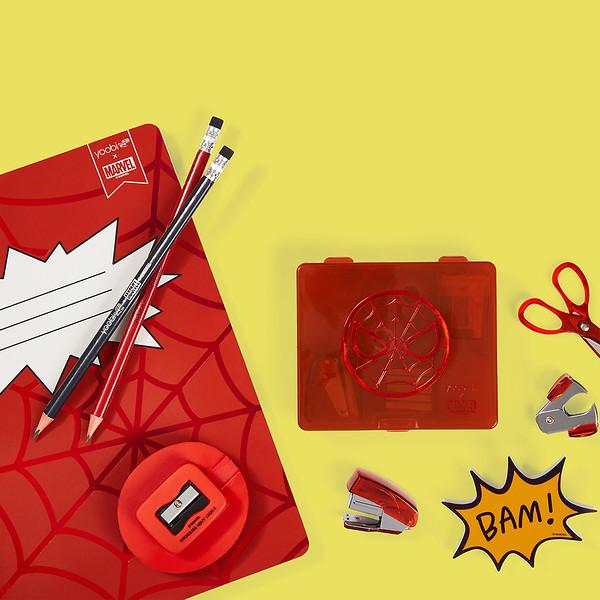 Yoobi Marvel School Supplies
