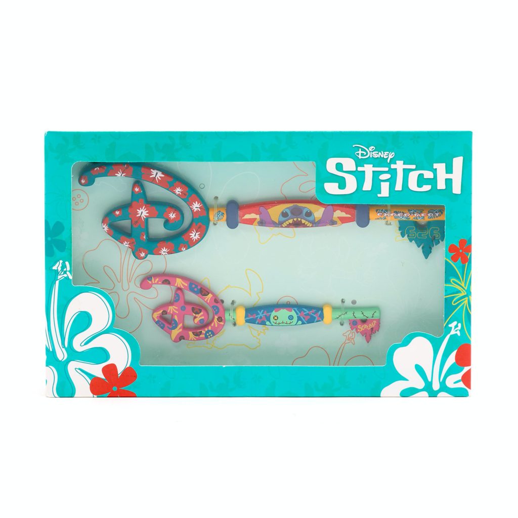 Stitch And Scrump Key Set