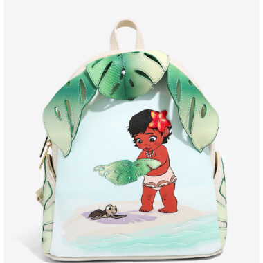 Moana Mini Backpack and Cardholder