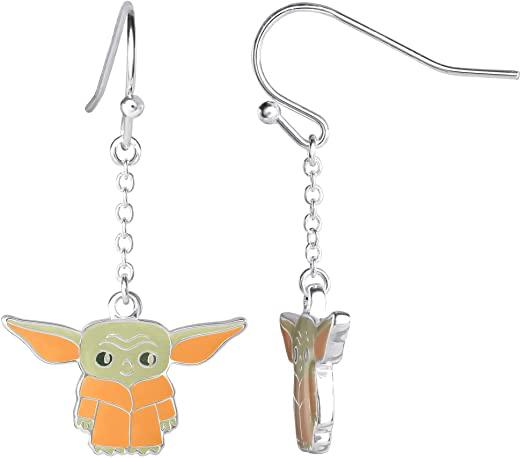 Grogu Dangle Earrings
