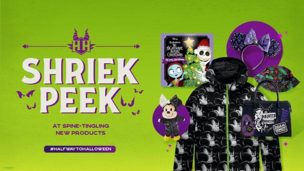Spook-tacular New Merchandise