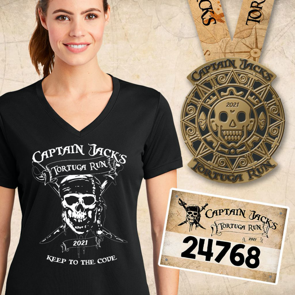 Captain Jack's Tortuga Run