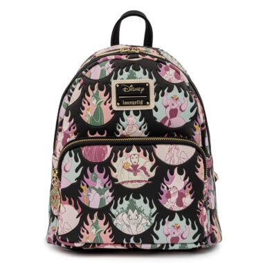 Disney Villains Backpack and Wallet