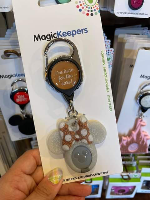 Six New Retractable MagicKeepers