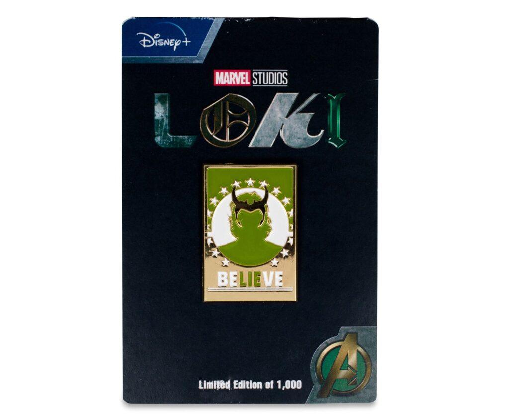 Limited Edition Loki Pin