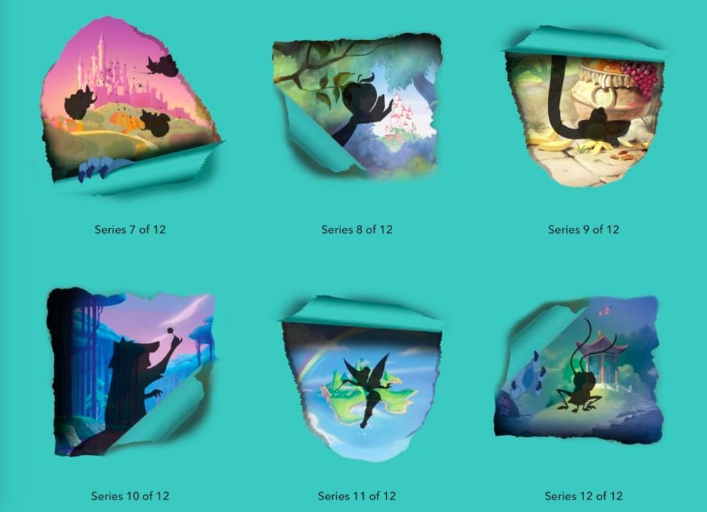 Stitch Crashes Disney Series Previews