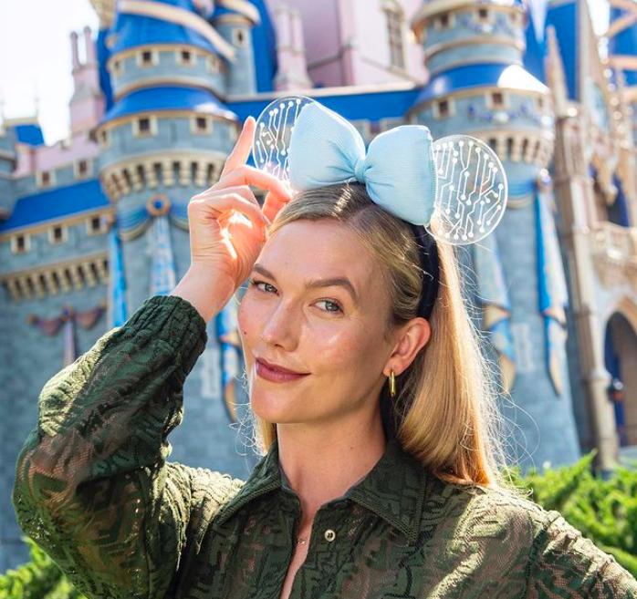 Karlie Kloss Designer Ears