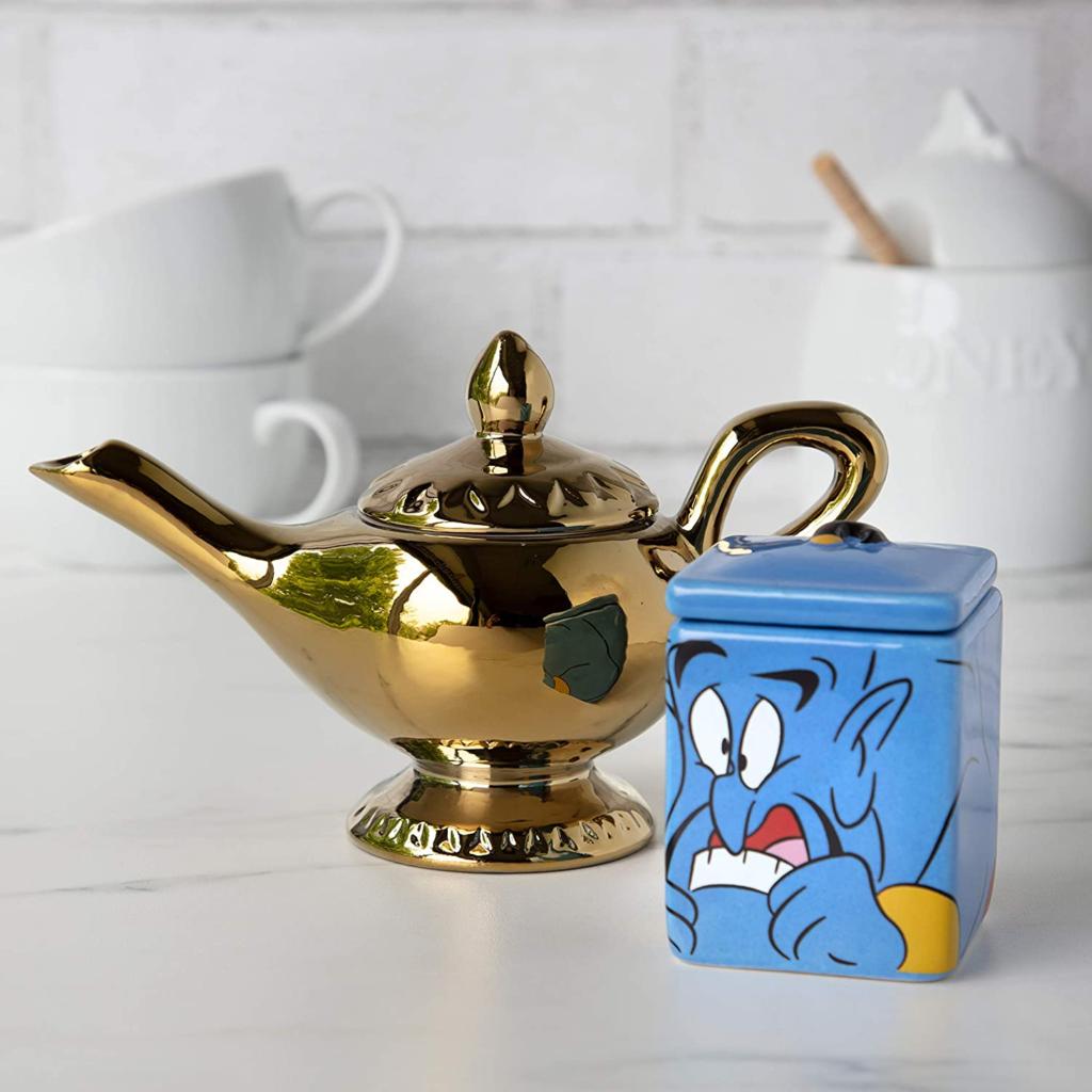 Genie Sugar And Creamer Set