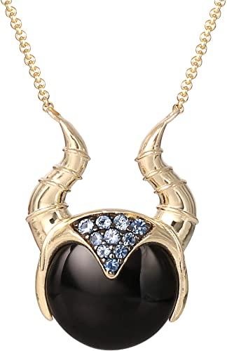 Maleficent Black Onyx Necklace