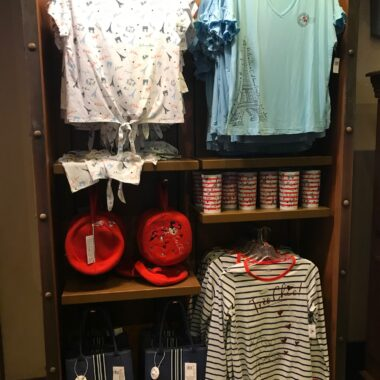 Minnie and Mickey French Collection